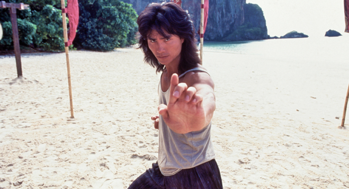 Robin Shou in Mortal Kombat