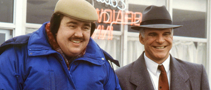 John Candy and Steve Martin in Planes, Trains and Automobiles