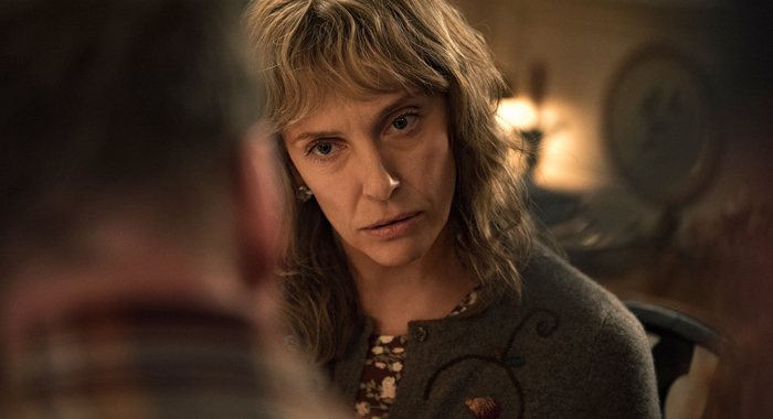Toni Collette in I'm Thinking of Ending Things