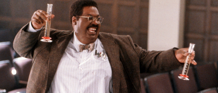 Eddie Murphy in Nutty Professor II