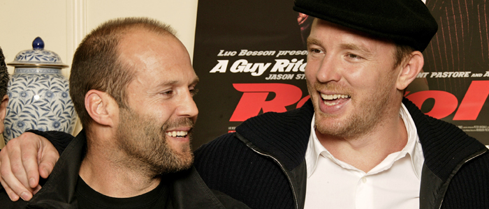 Jason Statham and Guy Ritchie