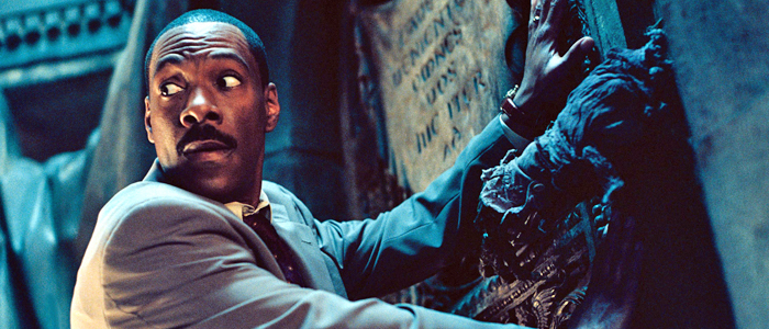 Eddie Murphy in The Haunted Mansion