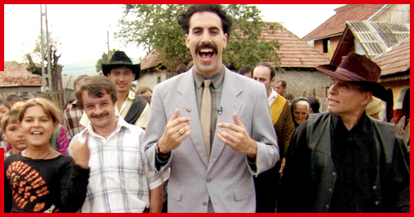 A Secret Borat Sequel Has Already Been Filmed And More Movie News Rotten Tomatoes Movie And Tv News
