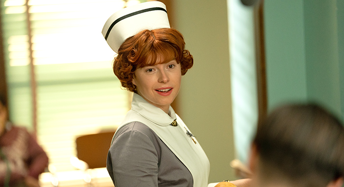 Jessie Buckley in Fargo, season 4