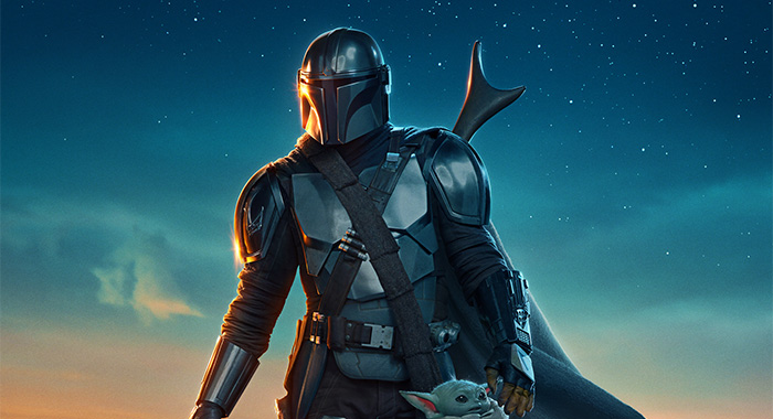The Mandalorian season 2 keyart