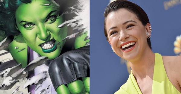 <em>She-Hulk</em> Star: Tatiana Maslany Lined Up Play the Green Goddess