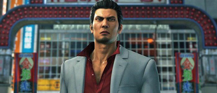 Screenshot of Yakuza 6