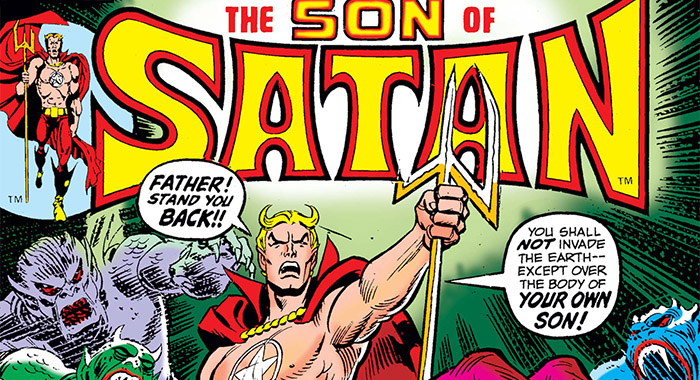 Marvel Spotlight #13: Son of Satan