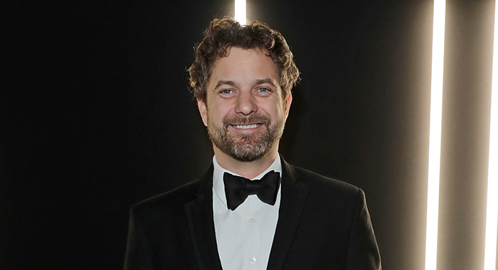 Joshua Jackson in January 2020