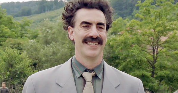 <em>Borat: Subsequent Moviefilm</em> First Reviews: Predictably Offensive and Hilarious, but Also Surprisingly Sentimental
