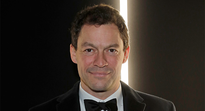 Dominic West in January 2020