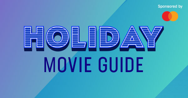 Holiday Movie Guide 2020