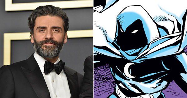 Oscar Isaac in Talks to Star in <em>Moon Knight</em> Marvel Series at Disney+