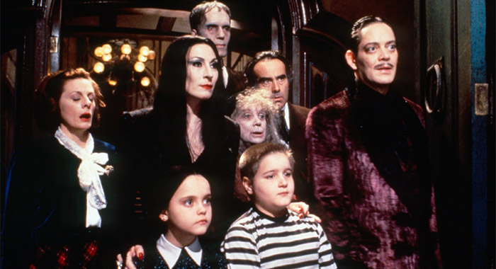 THE ADDAMS FAMILY 1991 film