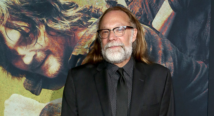 The Walking Dead executive producer Greg Nicotero in 2019