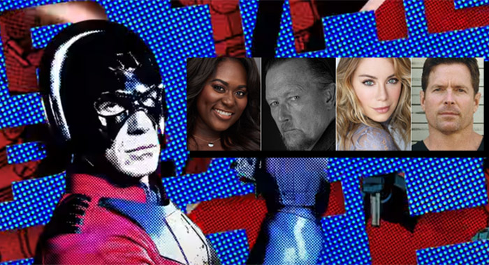 John Cena, Danielle Brooks, Robert Patrick, Jennifer Holland, Chris Conrad
