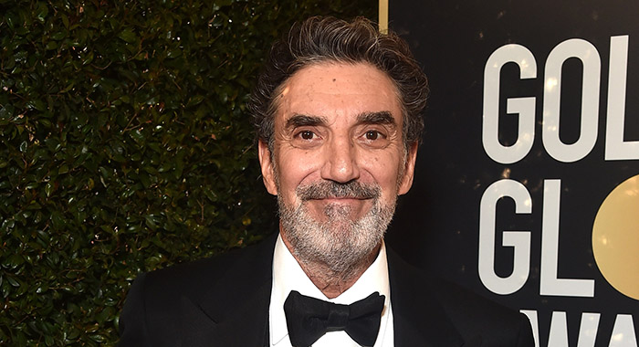 Chuck Lorre in 2019