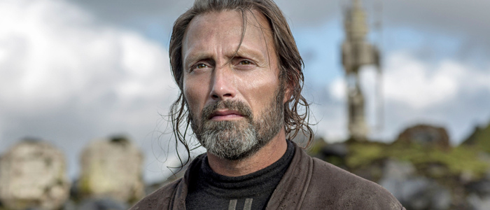 Mads Mikkelsen in Rogue One: A Star Wars Story