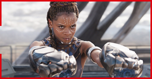 <em>Black Panther II</em> Moves Forward with New Focus on Shuri, and More Movie News