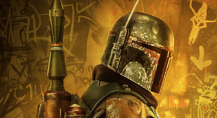 The Mandalorian season 2 Boba Fett poster