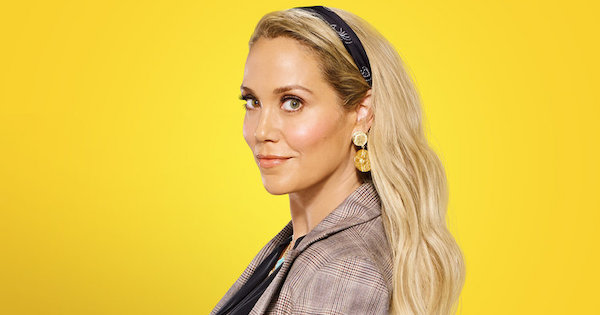 <i>Saved By the Bell</i>'s Elizabeth Berkley Lauren on Bringing Jessie Spano to a New Generation and Her Hopes for Next Season