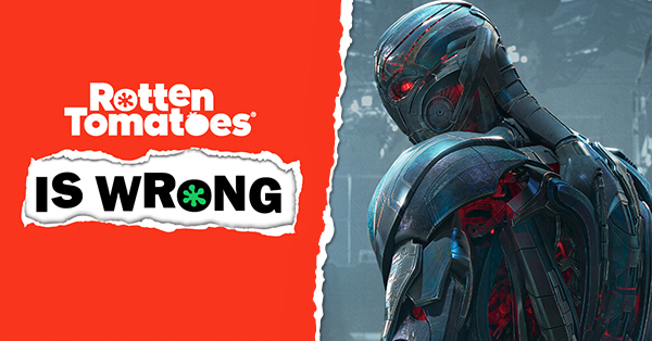 &#8220;Rotten Tomatoes Is Wrong&#8221; About&#8230; <em>Avengers: Age of Ultron</em>