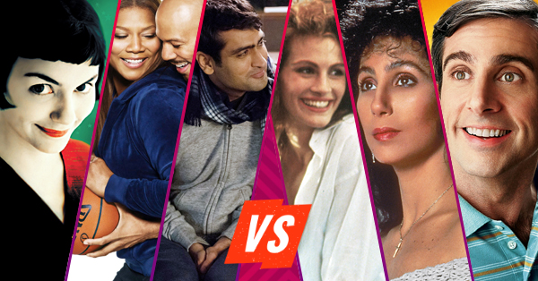 The Rom-Com Showdown – Round 1