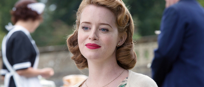 Claire Foy in Breathe