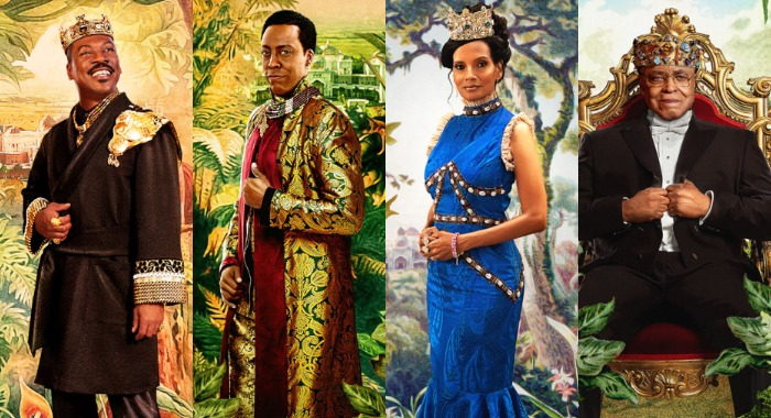 Exclusive: Four New Coming 2 America Posters Show Royal Glow-Up For Eddie  Murphy, Arsenio Hall, and Co. << Rotten Tomatoes – Movie and TV News