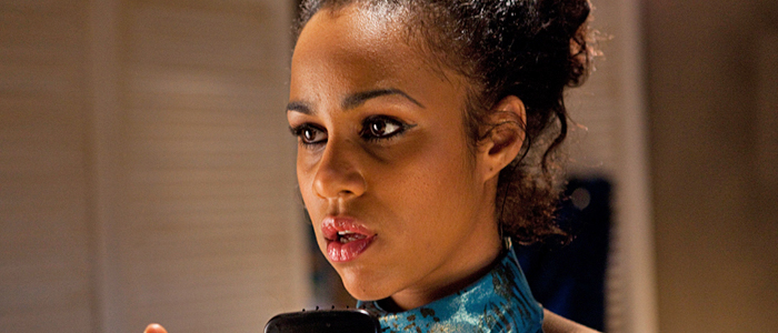 Zawe Ashton in Dreams of a Life