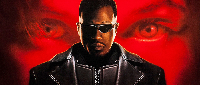 Poster for 1998's Blade
