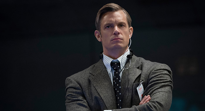 Joel Kinnaman in season 2 of​ For All Mankind