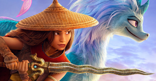 <em>Raya and the Last Dragon</em>&#8216;s Qui Nguyen on Getting the Fights (and Food!) Right for Disney&#8217;s Fantasy Epic