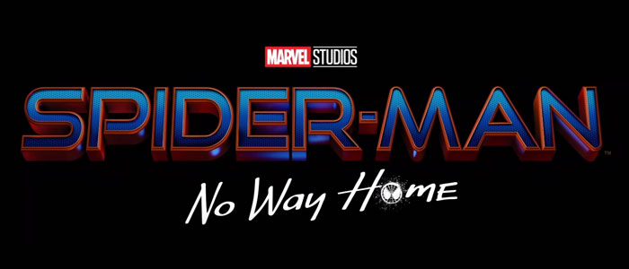 Spider-Man: No Way Home Title