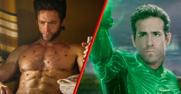 Ryan Reynolds Vs. Hugh Jackman