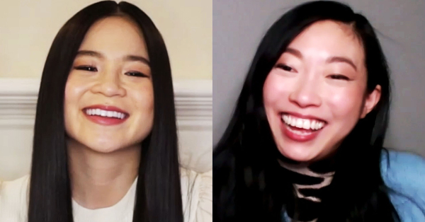 Kelly Marie Tran and Awkwafina: <em>Raya and the Last Dragon</em> Is Changing the Idea of the Disney Princess