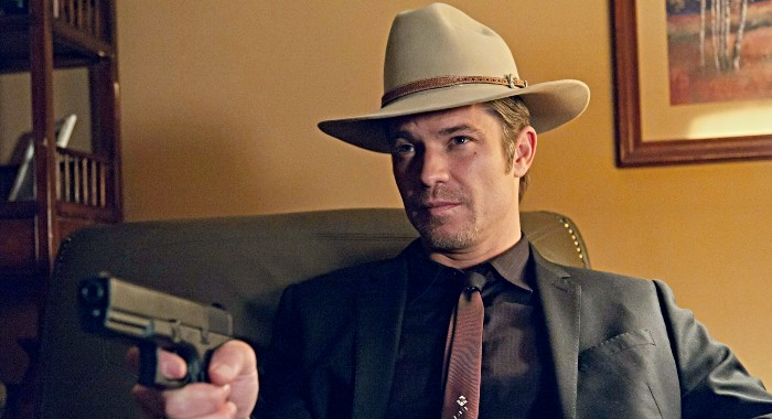 JUSTIFIED, Timothy Olyphant,