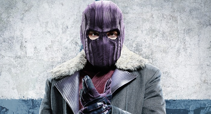 Daniel Bruhl as Zemo in The Falcon and the Winter Soldier character poster