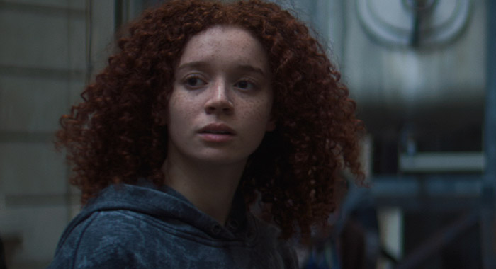 Erin Kellyman in Marvel Studios' THE FALCON AND THE WINTER SOLDIER episode 103