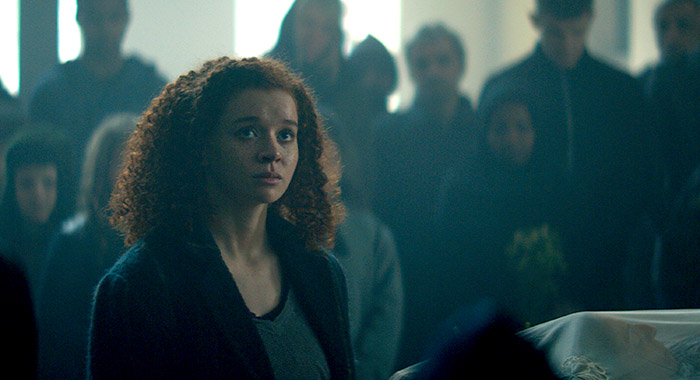 Karli Morgenthau (Erin Kellyman) in Marvel Studios' THE FALCON AND THE WINTER SOLDIER