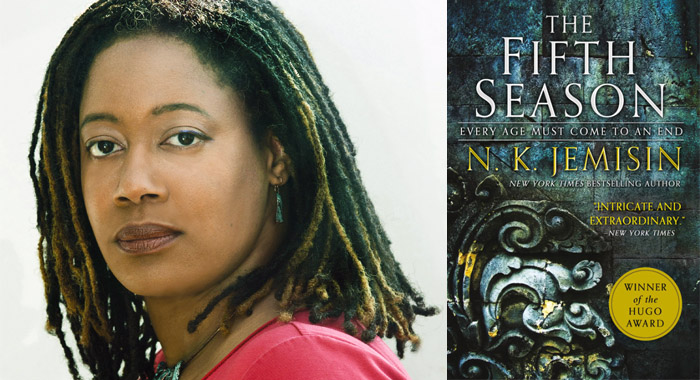 N.K. Jemisin, The Fifth Season novel