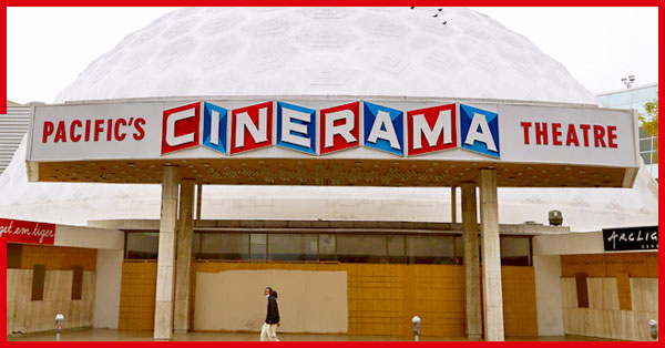 Historic Cinerama Dome Theater in Los Angeles to Shut Down, and More Movie News