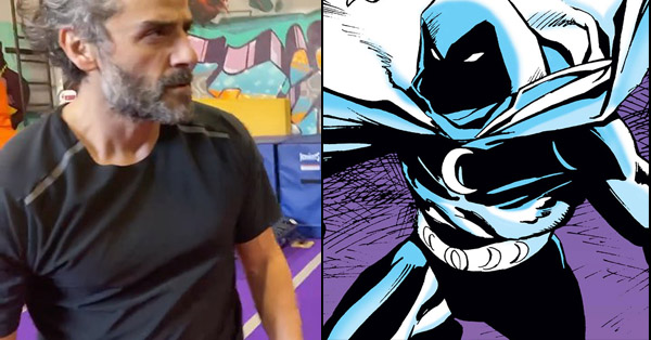 Moon Knight Star Oscar Isaac Shows Off Skills in Fight Training Video and More TV News