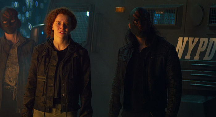 Erin Kellyman in Marvel Studios' THE FALCON AND THE WINTER SOLDIER