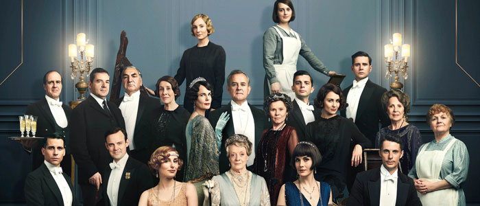 Poster for Downton Abbey