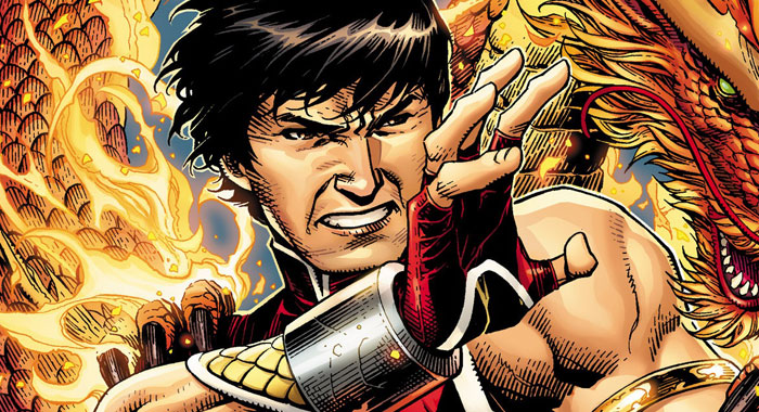Cover of Shang-Chi #1 (2020)