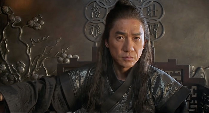 Tony Leung in Shang-Chi and the Legend of the Ten Rings