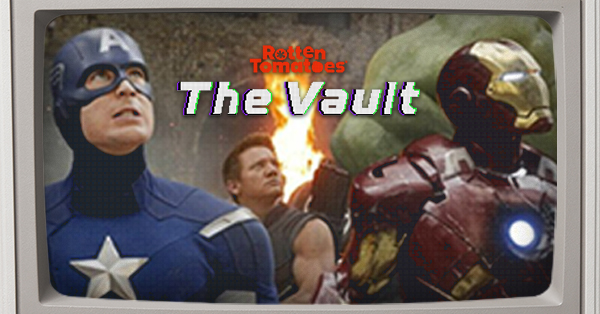 The Vault: Interviews with Marvel's Biggest Stars