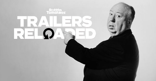 Relive the Terrifying (And Hilarious) Trailers for Alfred Hitchcock's Best Movies