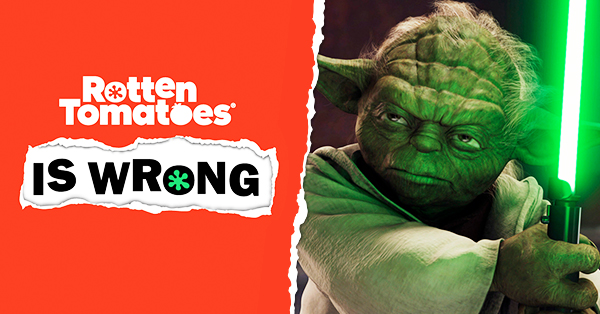 """Rotten Tomatoes Is Wrong"" About... Star Wars: Episode II – Attack of the Clones"